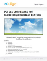 PCI DSS Compliance for Cloud-Based Contact Centers White Paper Image