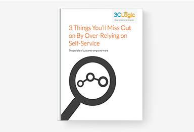 3 Things You'll Miss Out on by Over-Relying on Self-Service