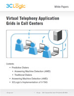Virtual Telephony Application Grids in Call Centers White Paper Image