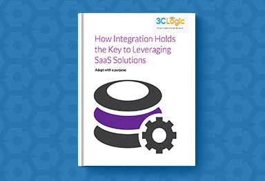 3CLogic's eBook - How Integration Holds the Key to Leveraging SaaS Solutions
