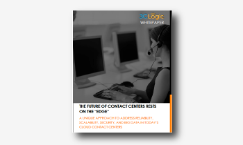 Future of Contact Centers