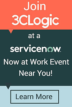 3CLogic Now at Work Events