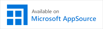 Availble on Microsoft AppSource
