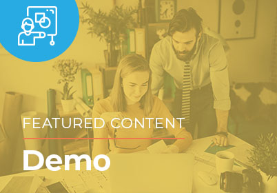 3CLogic Featured Content: Demo